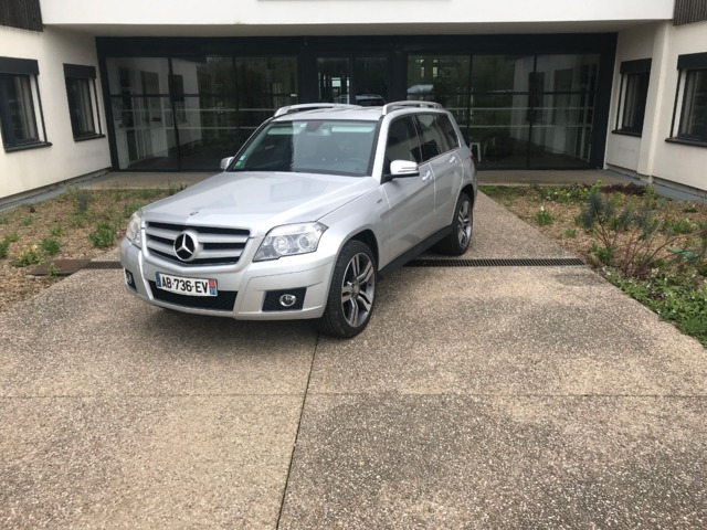 Mercedes-Benz Mercedes-Benz GLK I (X204) 220 CDI BE 4 Matic