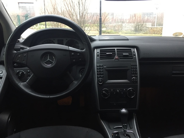 Mercedes-Benz Mercedes-Benz Classe B I (T245) 200 CDI Design CVT